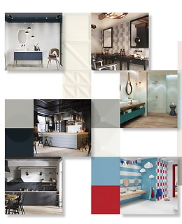 New monoblock collection - modern design in a classic format
