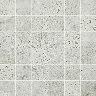 Newstone Light Grey Mosaic Matt