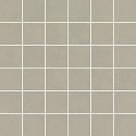 Optimum Light Grey Mosaic Matt