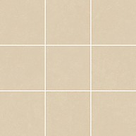 OPTIMUM CREAM MOSAIC BIG SQUARE MAT