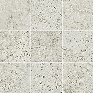NEWSTONE WHITE MOSAIC BIG SQUARE MAT