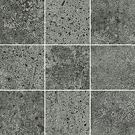 NEWSTONE GRAPHITE MOSAIC BIG SQUARE MAT