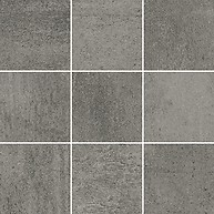 GRAVA GREY MOSAIC BIG SQUARE MAT