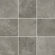 QUENOS GREY MOSAIC BIG SQUARE MAT