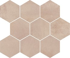 ARLEQUINI MOSAIC HEXAGON